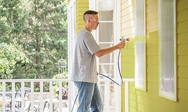 How Your Airless Paint Sprayer Works