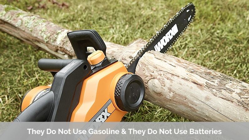 How do Electric Chainsaws Work