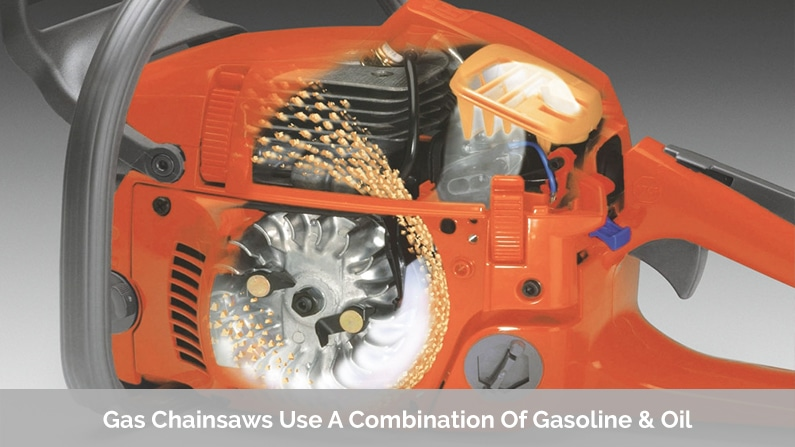 How Do Gas Chainsaws Work