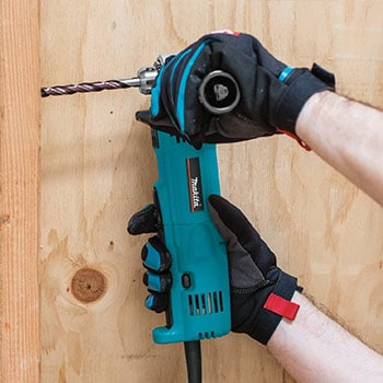 Right Angle Corded Drill