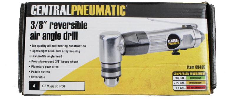 Central Pneumatic Box Kit