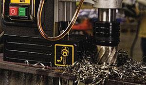 DeWalt Mag Drill Press Performance