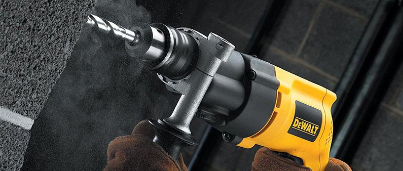 Drilling With DeWalt DW511