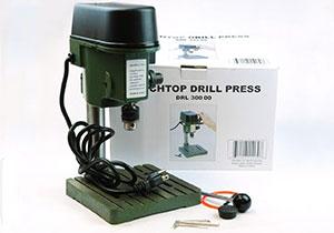 Small Drill Press Box Kit