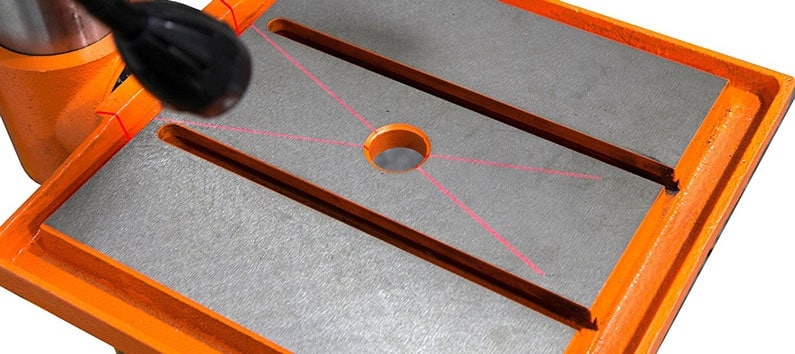 WEN 4227 X-Pattern Laser system