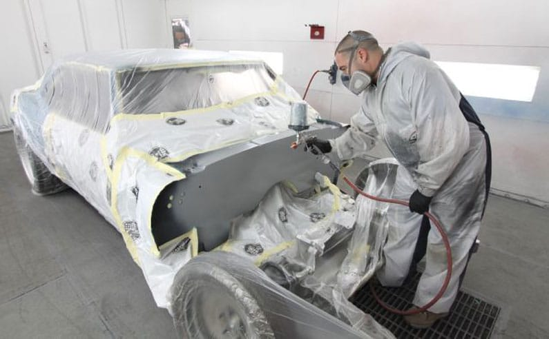 Car painting LVLP Spray gun