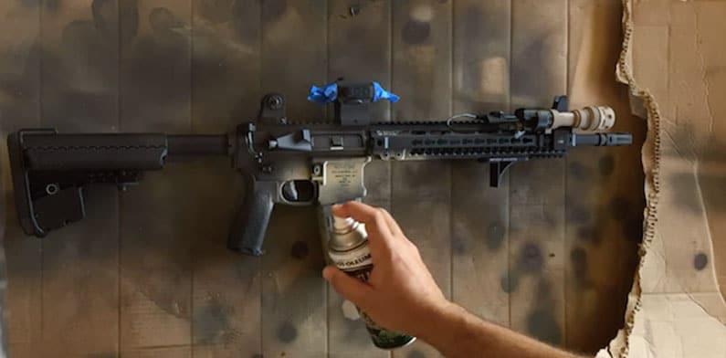 spray coloring guns