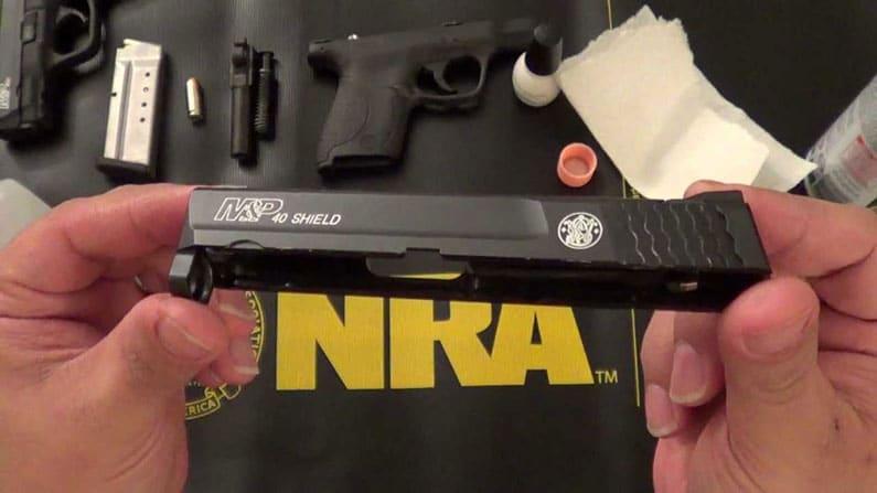 n&p 40 shield gun part
