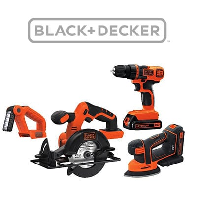 Black & Decker Combo Kits
