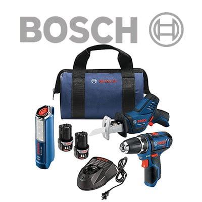 Combo Kits By Bosch