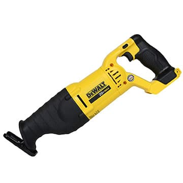 DeWalt DCS381 Reciprocating Saw product image
