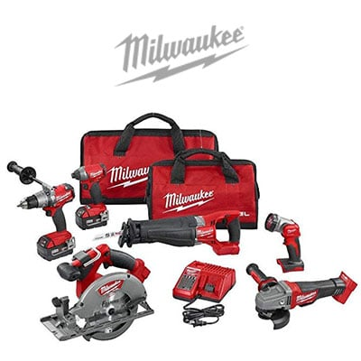 Milwaukee Combo Kits