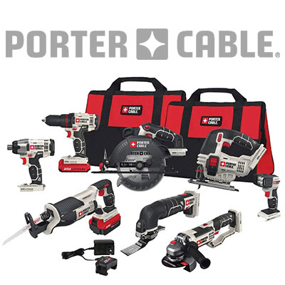 Porter-Cable Tool Kits