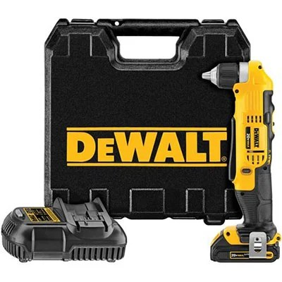 DeWalt DCD740 With Battery And Plastic Case