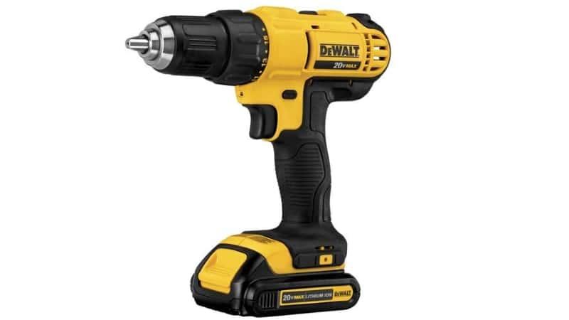 DeWalt Combo Kit Drill