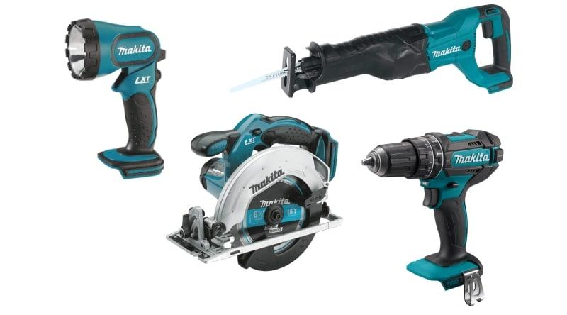 Makita  XT442 Tools