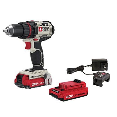 Porter-Cable PCC601 With Battery & Drill Charger