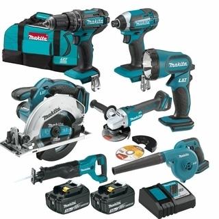 Makita XT706  Kit Tools