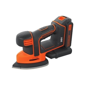 Black and Decker BDCMS20 MOUSE Detail  Sander Product Image