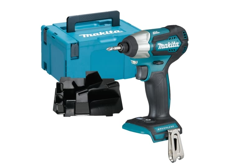 XDT13Z Brushless Impact Driver and Plastic Case
