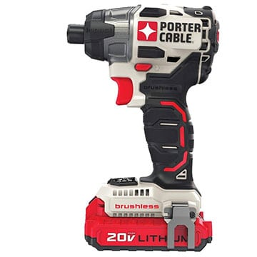 Porter-Cable PCCK647 Brushless Impact Driver Product Image