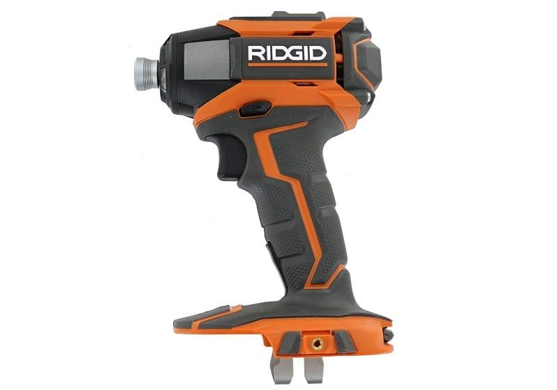 Ridgid GEN5X Cordless Brushless Impact Driver side view