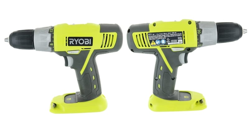 P271 Power Drill - both sides view