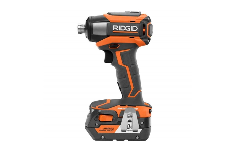 Gen5X Brushless Impact Driver side view