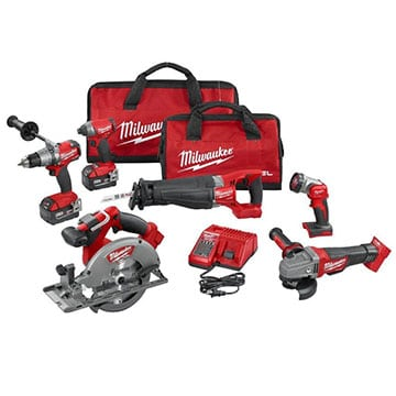 Milwaukee 2896-26 M18 FUEL Combo Kit Product Image