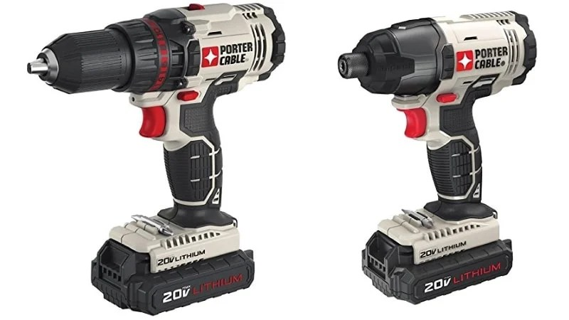Drill and Impact Driver - Porter Cable