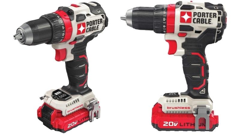 Drill/Driver PCCK607