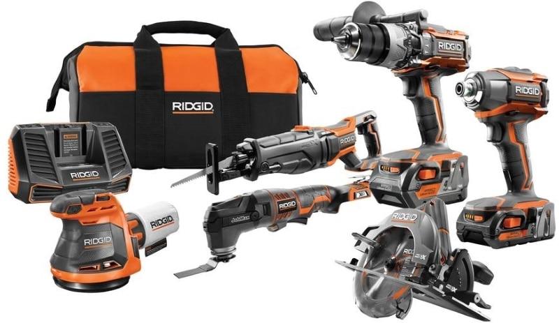 Ridgid Combo Kit