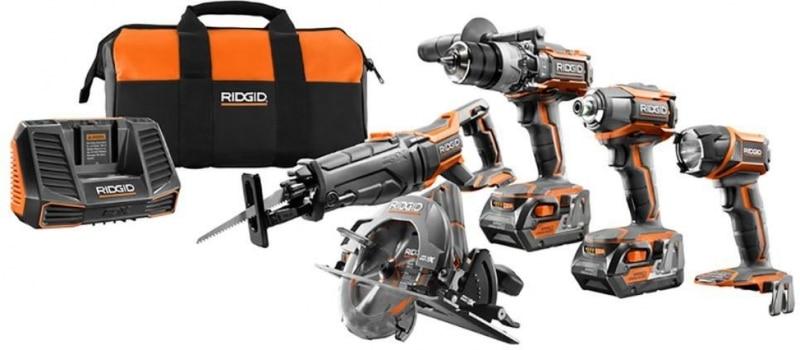 Ridgid GEN5X Kit Tools