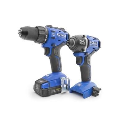 Kobalt 2-Tool Cordless Brushless Combo Kit Product Image