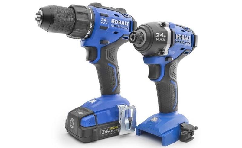 2-Tool Cordless Combo Kit by Kobalt