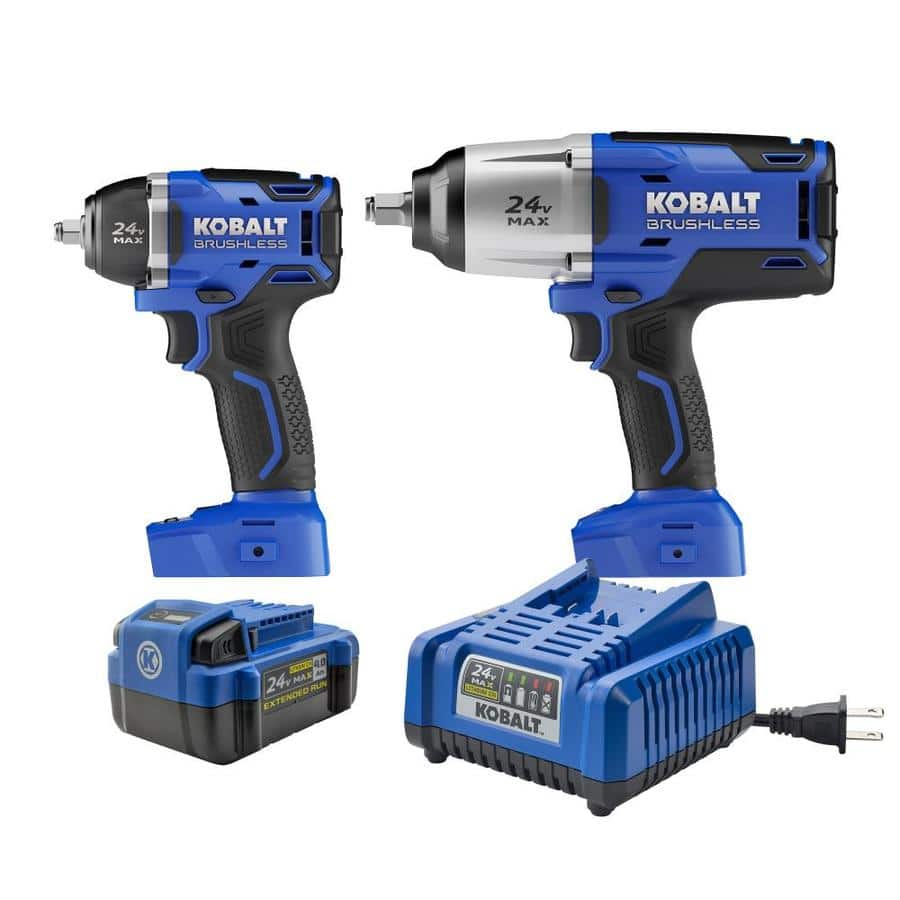 Kobalt 2-Tool Lithium Ion Brushless Cordless Drill and Driver