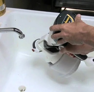 Removing Dried Latex Paint from a Paint Sprayer – Learn How
