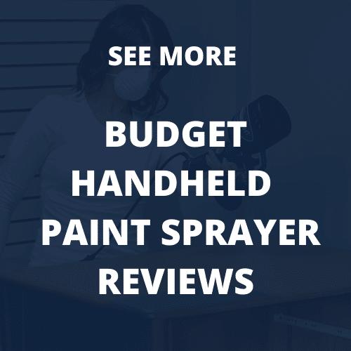 Cheap handheld paint sprayers reviews