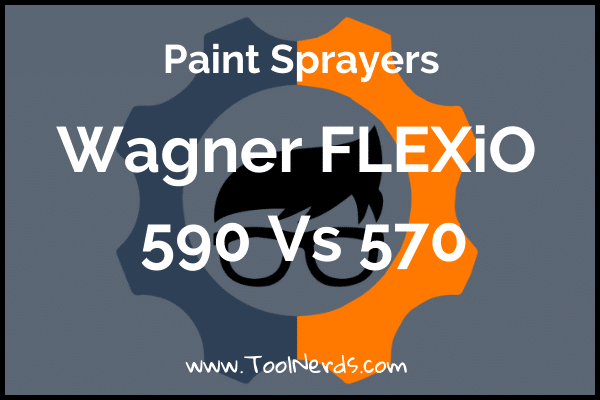 Wall painting with HVLP Spray gun