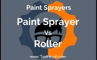Settling the Score: Paint Sprayers vs Rollers