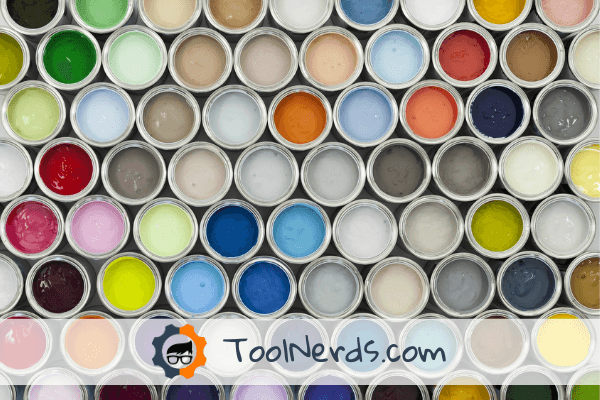 Types of paint to use in a paint sprayer
