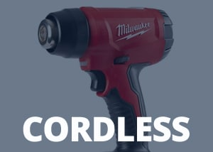 Cordlress Heat Guns