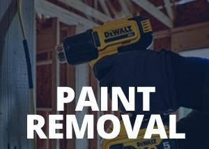Paint Removal Heat Guns