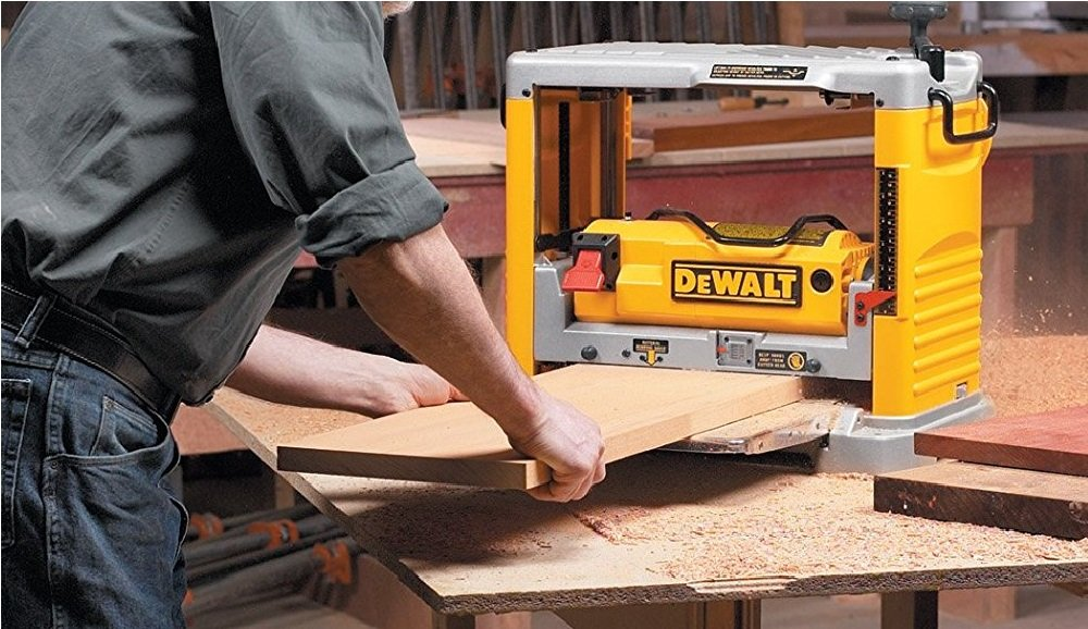 Wood Planer Jointer Combo