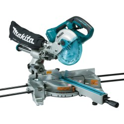 MAKITA DLS714Z 6V(18vx2) Mobile Brushless Slide Compound Mitre Saw