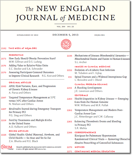 New England Journal of Medicine on Ovid | Wolters Kluwer