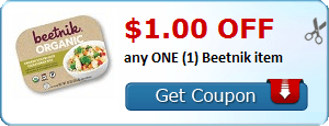 $1.00 OFF any ONE (1) Beetnik item