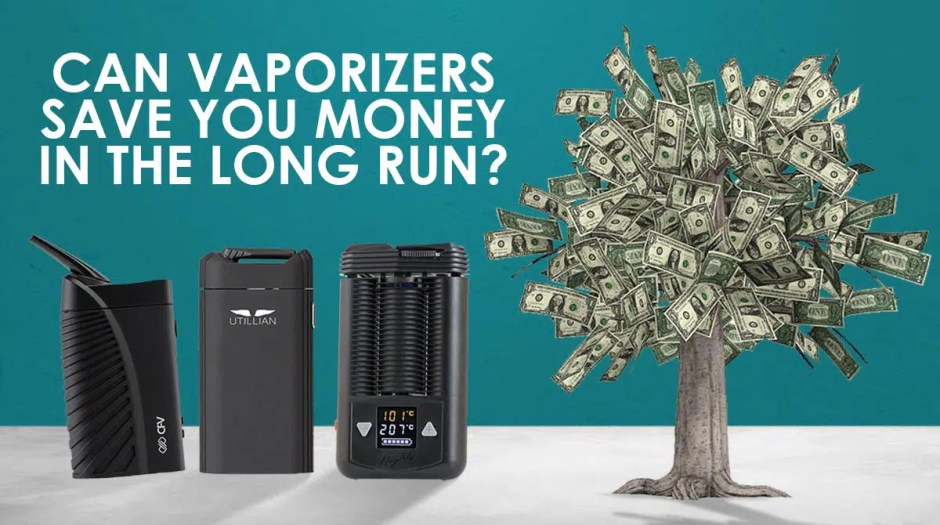 can vaporizers save you money in the long run