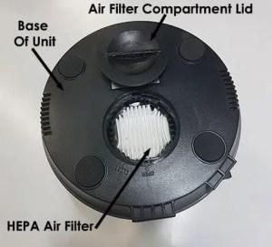 Vapir Rise Vaporizer HEPA Filter