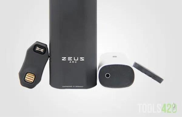 Zeus Arc VS PAX 3 Mouthpiece
